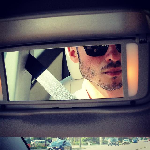 Sunglasses are a staple in Florida