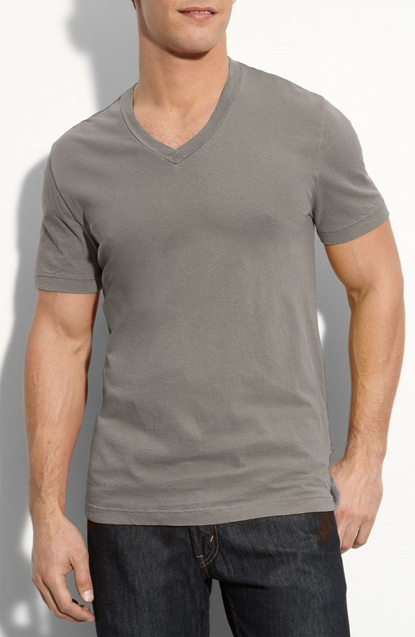 Putty pigment tee from James Perse