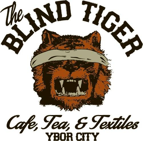 The Blind Tiger: Cafe, Tea, & Textiles