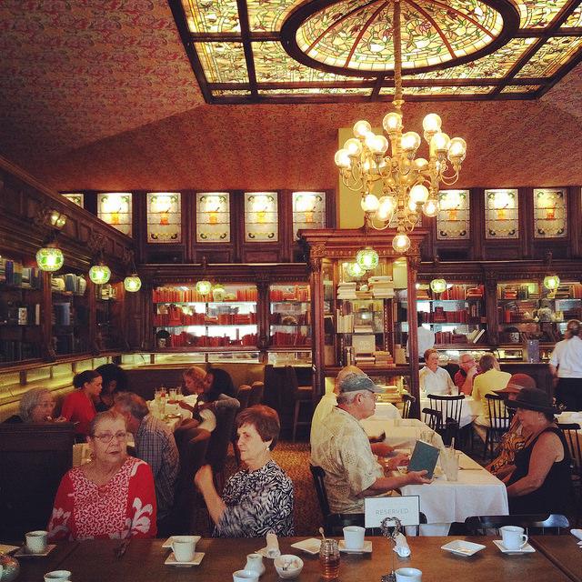 Gryphon Tea Room