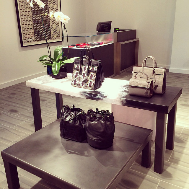 Saint Laurent Paris handbags (hard vendor) at Saks Sarasota
