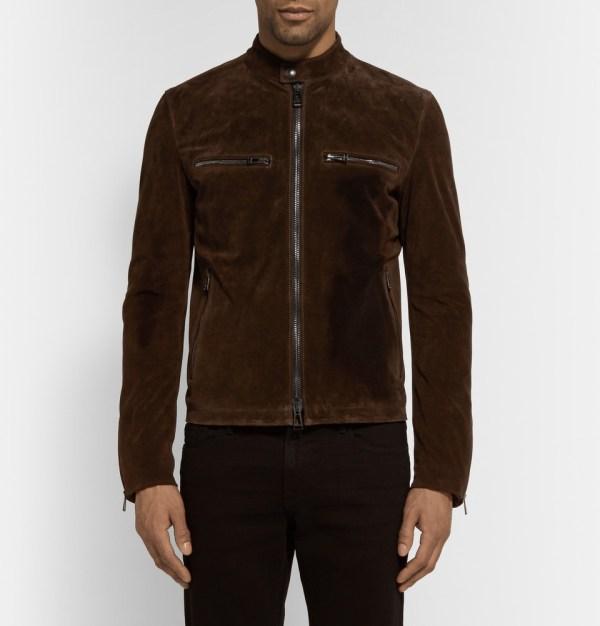 Belstaff Billingham suede jacket at MR PORTER