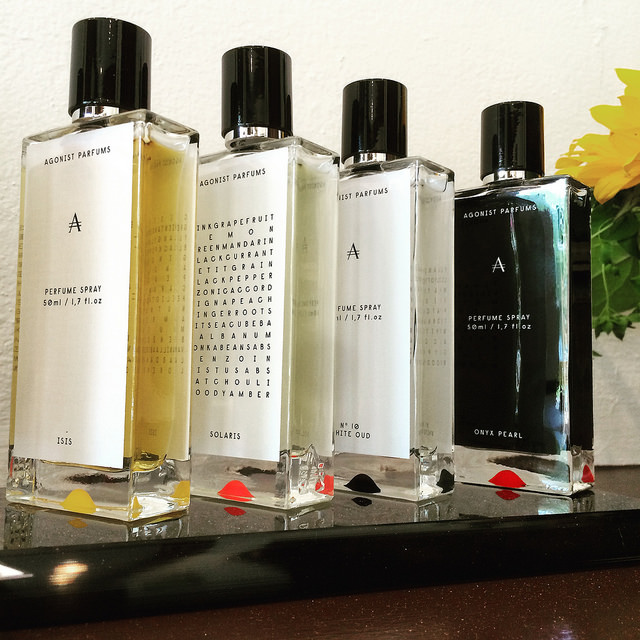 Agonist Parfums at Uncommon Finds