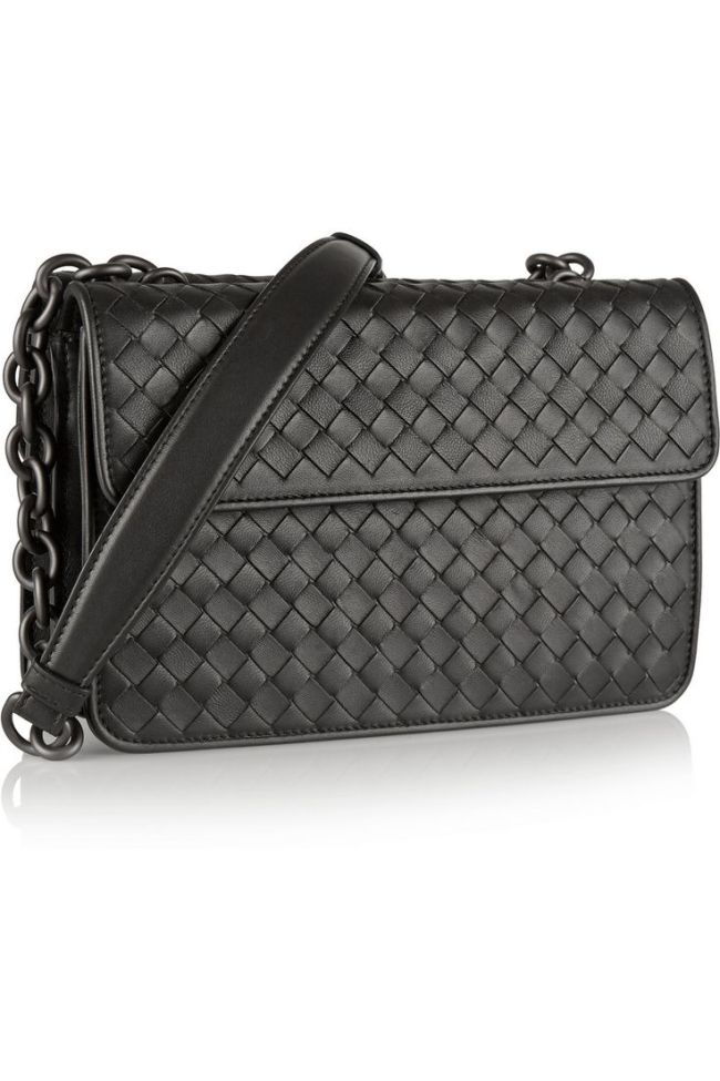 Bottega Veneta flap shoulder bag from Net-a-Porter