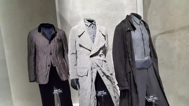 Menswear at Armani/Silos