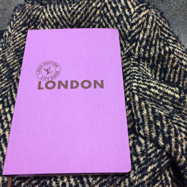 London City Guide by Louis Vuitton