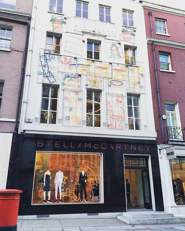 Stella McCartney on Bruton Street