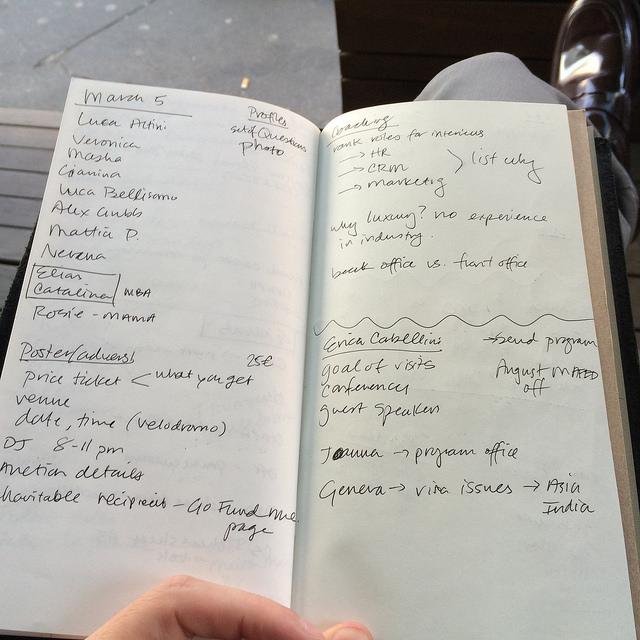Midori Traveler Notebook