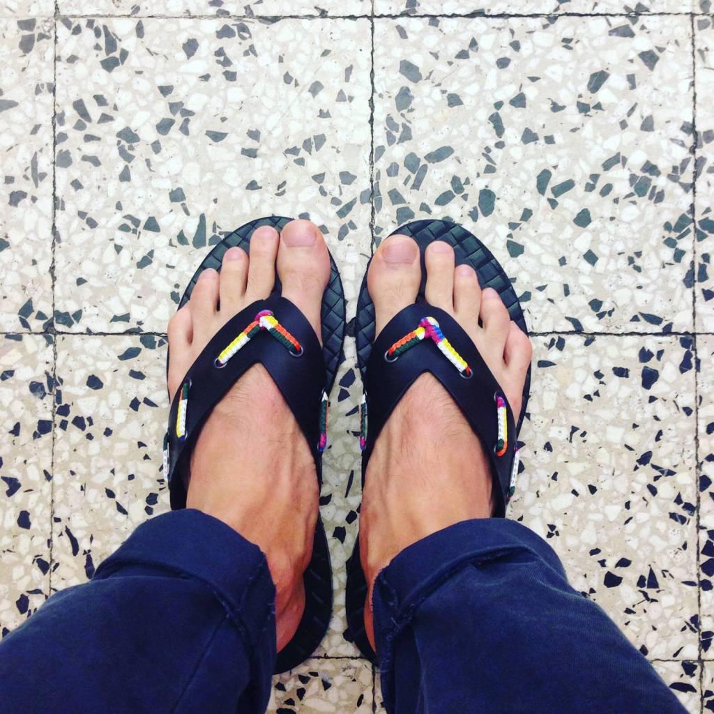 Sandals by Bottega Veneta