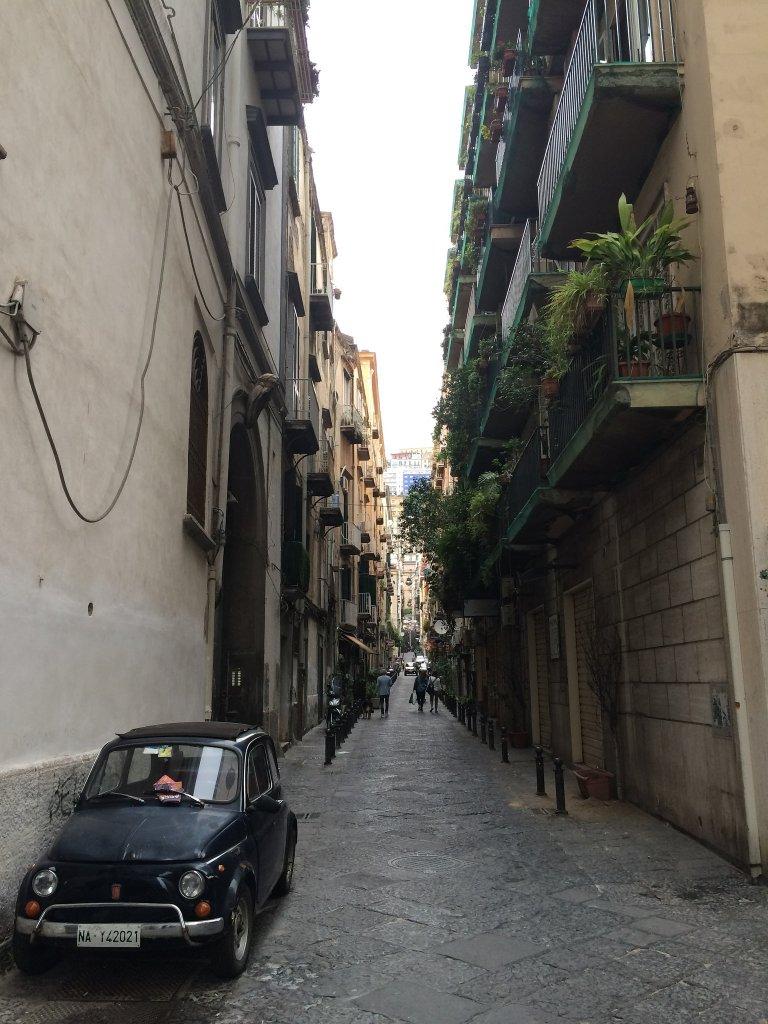 Chiaia, Napoli