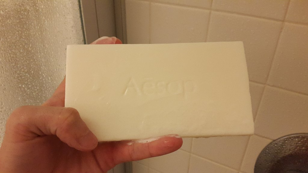 Body soap in bar form is perhaps one of the easiest types of skincare to buy, and my preference over gel body washes