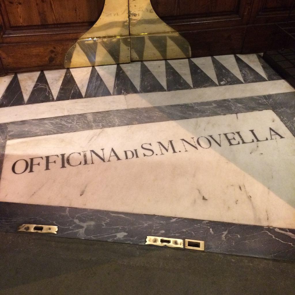 Santa Maria Novella Antica Farmacia, Firenze