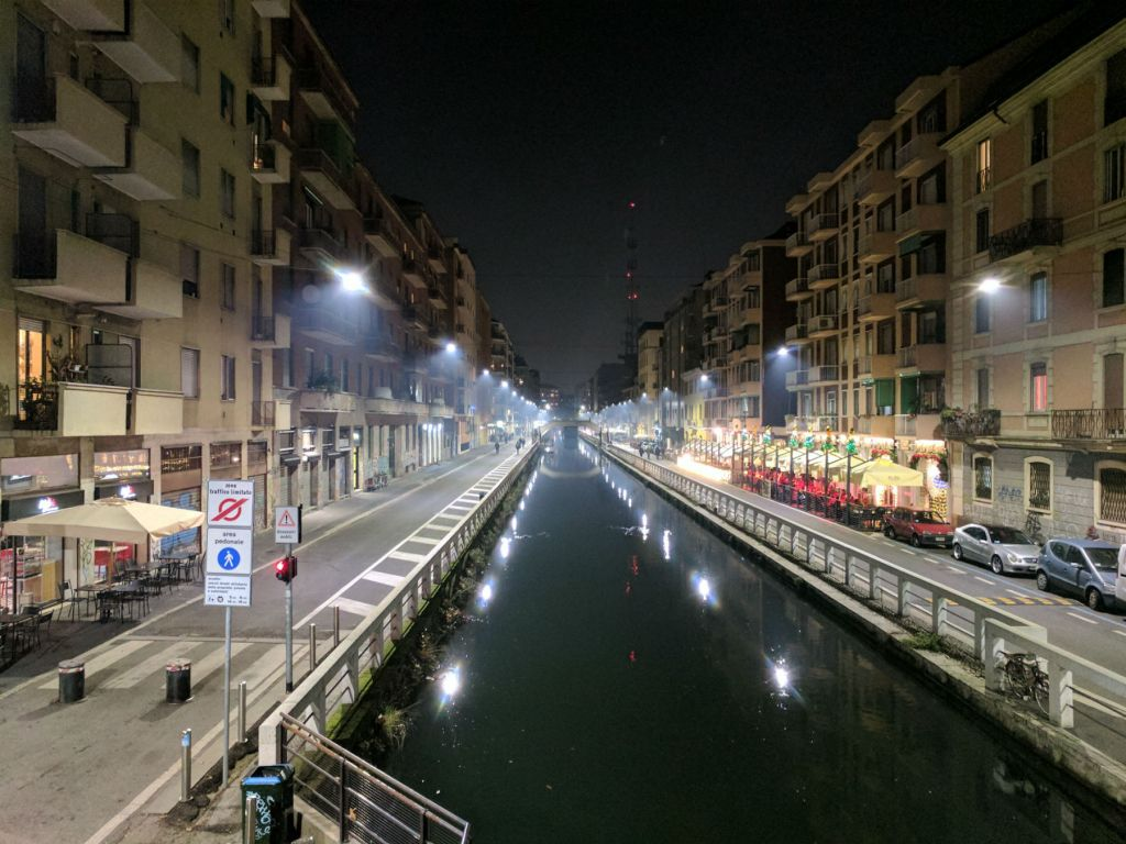My old neighborhood - Navigli in Milan
