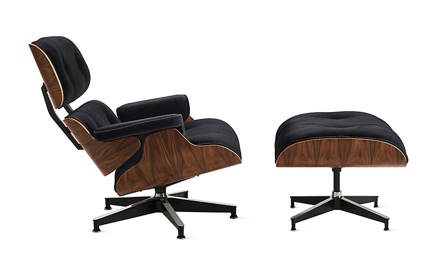 Eames® Lounge Chair and Ottoman at Design Within Reach