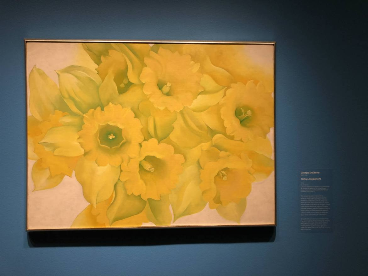 Georgia O'Keeffe at Crystal Bridges