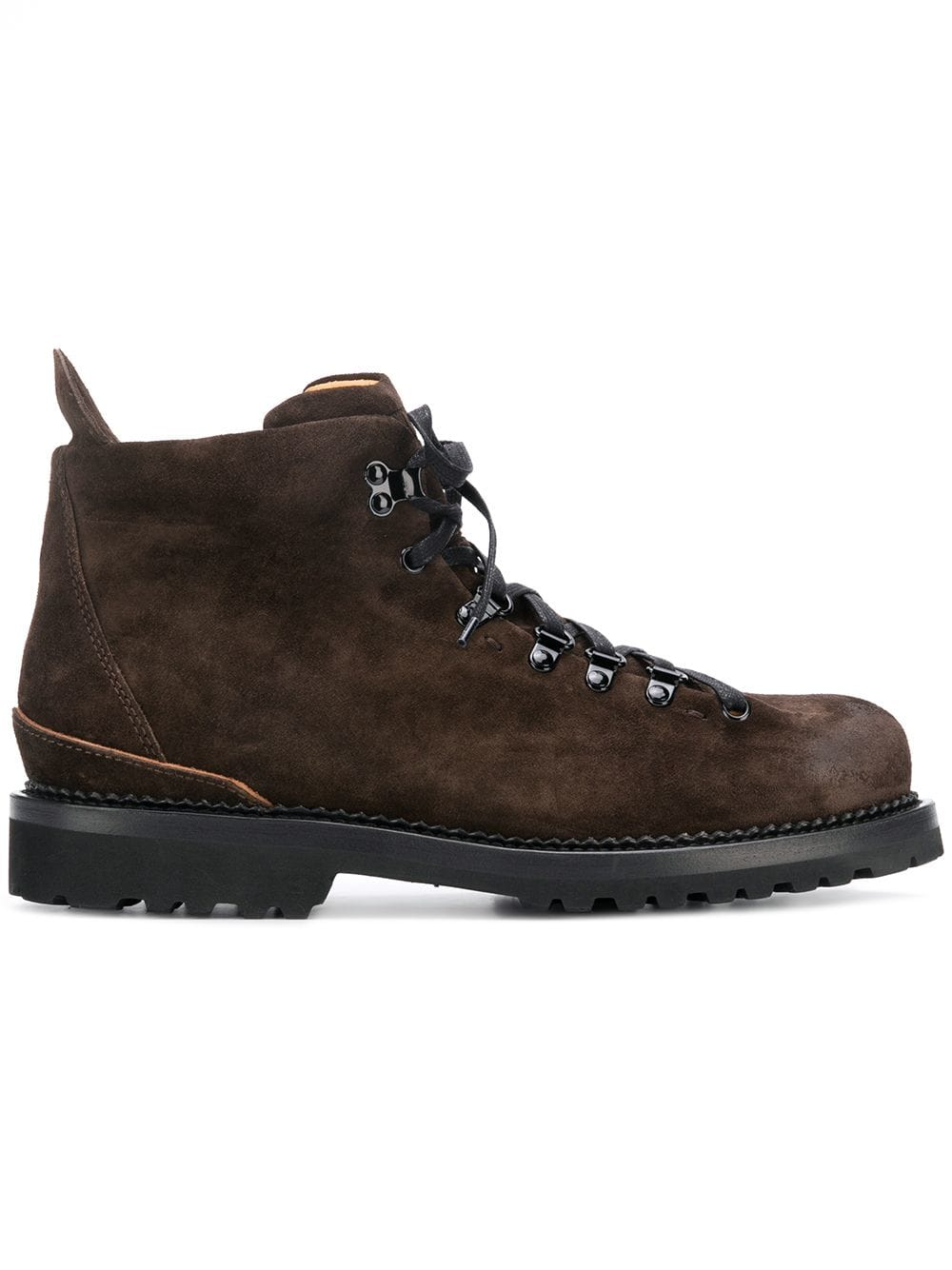 Buttero hiker boots at Farfetch