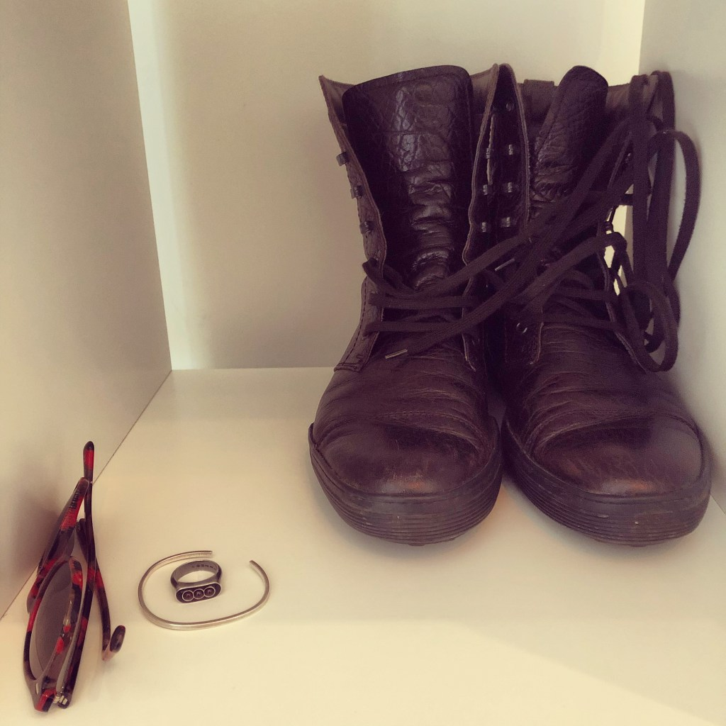 Accessories and winter boots