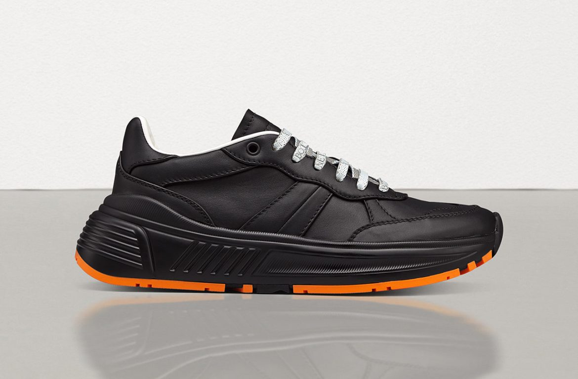 Bottega Veneta Speedster Sneaker by Daniel Lee