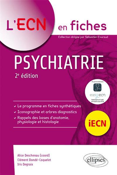 Psychiatrie LECN En Fiche Ellipses Critique De