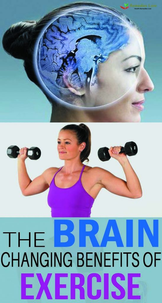The Brain Changing Benefits Of Exercise - Remedies Lore