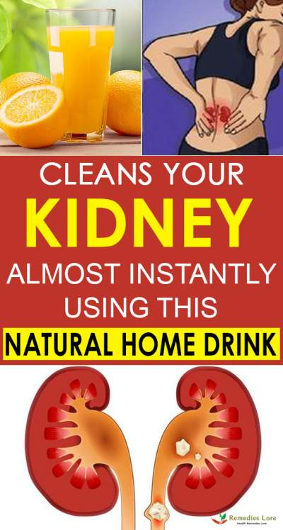 Detox and Cleanse Your Kidney Naturally At Home