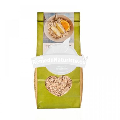 FULGI DE ORZ 300g LONGEVITA Tratament naturist aliment ecologic pentru o dieta sanatoasa aliment naturist pentru o dieta sanatoasa