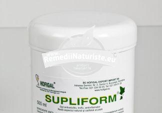 SUPLIFORM GEL 500ml HOFIGAL Tratament naturist gel intretinere corporala celulita vergeturi depuneri adipoase nedorite