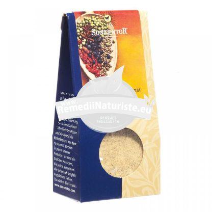 CONDIMENT - SCHINDUF BIO 35gr SONNENTOR Tratament naturist stimulent neuro-muscular in dieta diabeticilor condiment