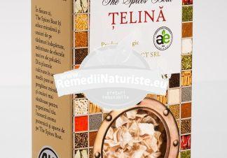 CONDIMENT-TELINA RADACINA MACINATA 40g LONGEVITA Tratament naturist aliment ecologic pentru o dieta sanatoasa condiment