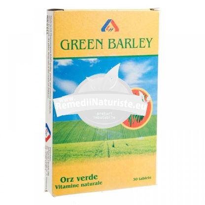 ORZ VERDE 30tb AMERICAN LIFESTYLE Tratament naturist anorexie anemie stomatite cancer