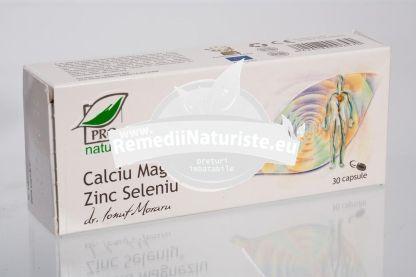 CA MG ZN SE 30cps blister MEDICA Tratament naturist rahim steres stari depresive afectiuni ale prostatei