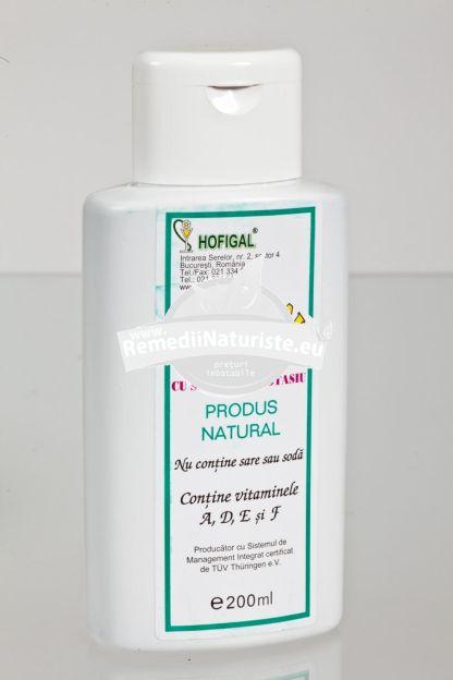SAPUN MOALE VEGETAL 200ml HOFIGAL Tratament naturist igiena corporala si capilara