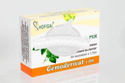 MLADITE MUR 30 monodz HOFIGAL Tratament naturist hipertensiune fibrom artroza insuficienta obstructiva respiratorie