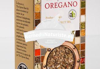 CONDIMENT-OREGANO 30g LONGEVITA Tratament naturist aliment ecologic pentru o dieta sanatoasa legume sosuri salate