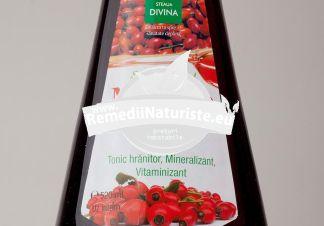 SIROP MACESE 500ml SANTO RAPHAEL Tratament naturist vitaminizant tonifiant purifica sangele oboseala cronica