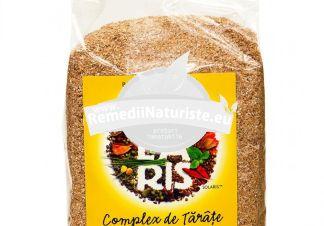 COMPLEX TARATE GRAU, ORZ, SECARA 300gr SOLARIS Tratament naturist aliment naturist pentru o dieta sanatoasa pentru o dieta sanatoasa