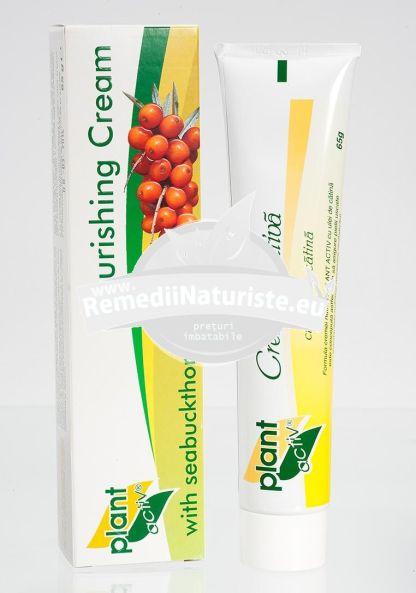 CREMA NUTRITIVA ULEI CATINA 65gr ETERA PROD Tratament naturist nutritiva revigoranta