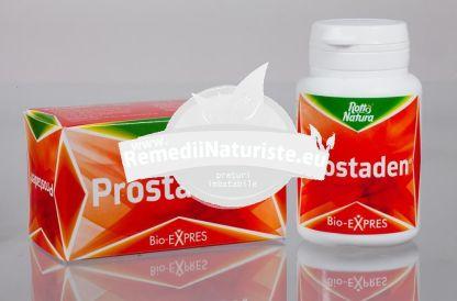PROSTADEN 30 cps ROTTA NATURA Tratament naturist pentru afectiunile prostatei si potenta scade frecventa urinarilor nocturne hiperplazie benigna de prostata reface dinamica sexuala