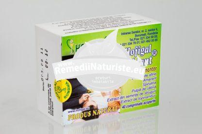 COMPLET ANTIOXIDANT 40cps HOFIGAL Tratament naturist anticolesterolemiant antitumoral stimuleaza activitatea cardiaca colesterol