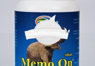 MEMO ON 100tb STAR INTERNATIONAL Tratament naturist stimularea memoriei si a inteligentei stres oboseala mentala anxietate