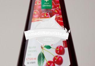 SIROP VISINE 520ml SANTO RAPHAEL Tratament naturist vitaminizant tonic antiinflamator constipatie
