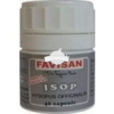 ISOP 40CPS FAVISAN Tratament naturist tuse astm bronsic hipertensiune bronsita