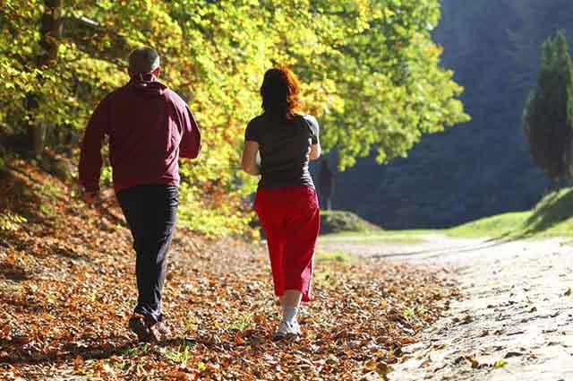 caminhada O que comer antes de caminhar - Remédio Caseiro