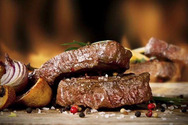 carne-vermelha-proteina As 10 melhores fontes de proteínas