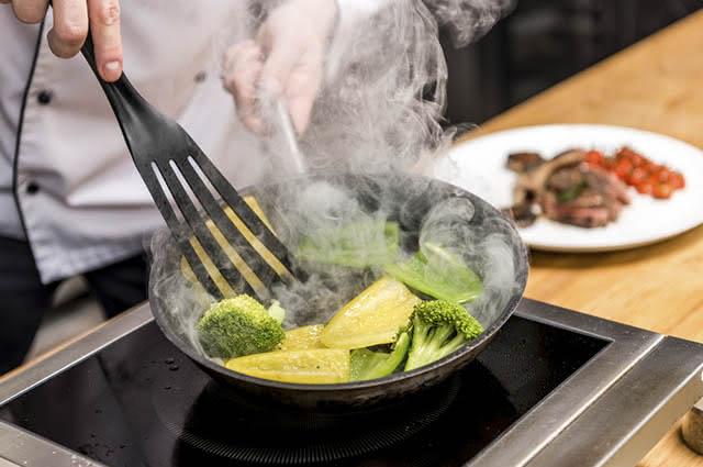 manter-cor-vegetais-bicarbonato-uso-cozinha Bicarbonato de sódio quais são os usos na cozinha