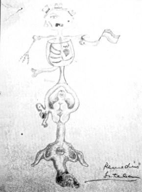 Cadavre Exquis B, 1935