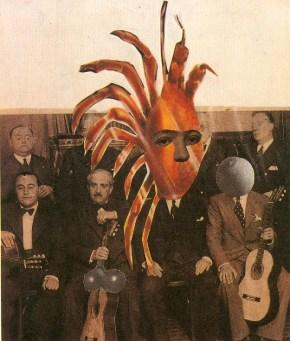 Le Pianiste Masqué, 1935
