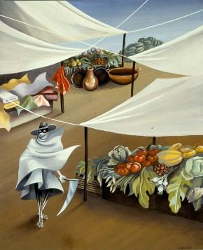El Hombre de la Guadaña, 1947.