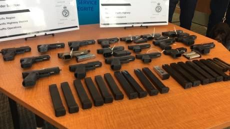 CBSA gun seizure