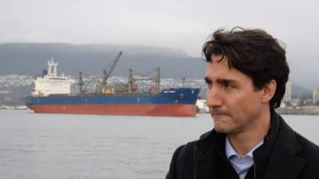 TrudeauVancouver